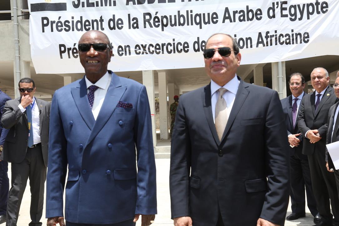 AC et Al Sisi