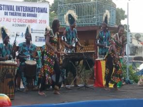 Retour sur le Festival International de Théâtre de Guinée