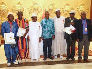 Les grands noms de la musique guinéenne à l'honneur au palais Sekhoutoureya