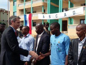 L'ASCAD, le programme qui accompagne la réussite des jeunes guinéens