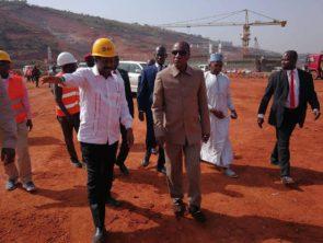 Guinée/Infrastructures : Alpha Condé inaugure le pont de Kingéré le 25 janvier.