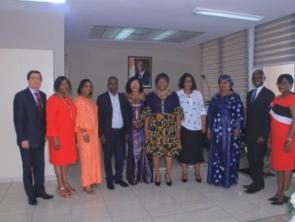 Une délégation de femmes guinéennes en Côte d'ivoire pour s'imprégner du Compendium des compétences féminines