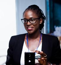 Fadima Diawara lance Kunfabo, le smartphone 100% africain