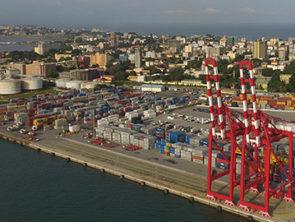 Mise en service du port de Kagbelen ?