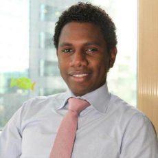 Ibrahima Tanou Sow, Président de l'Association des Jeunes Guinéens de France