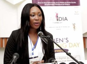 Fatoumata Binta Diallo, fondatrice du Women's Meeting Day